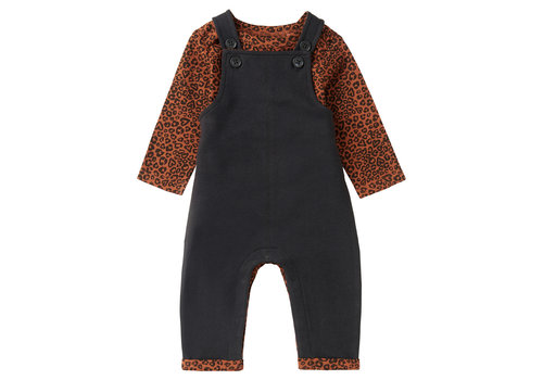 Noppies Noppies G Playsuit Pomeroy Rust