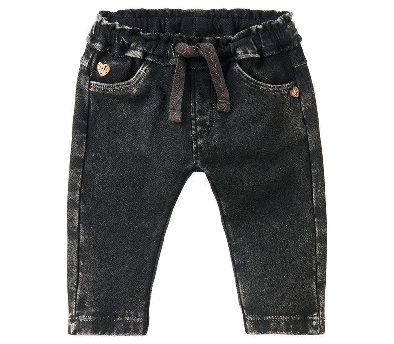 Noppies G Regular fit Pants Sachse Dark Grey Wash
