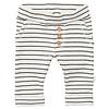 Noppies Noppies U Regular fit Pants Lindley Str RAS1202 Oatmeal