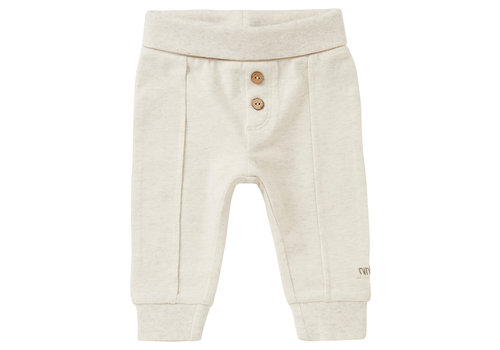 Noppies Noppies U Slim fit Pants Botleng RAS1202 Oatmeal