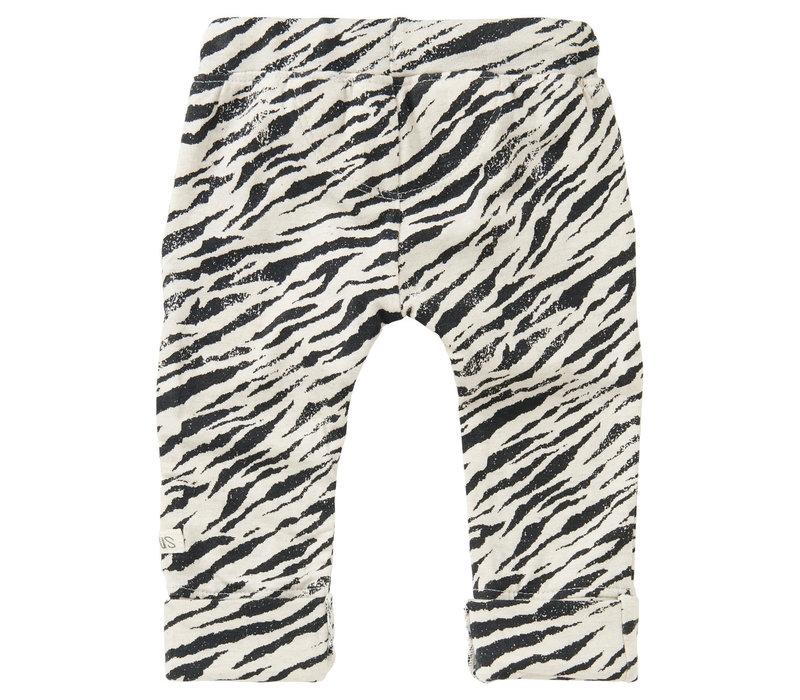 Noppies U Slim fit Pants Tebang AOP RAS1202 Oatmeal