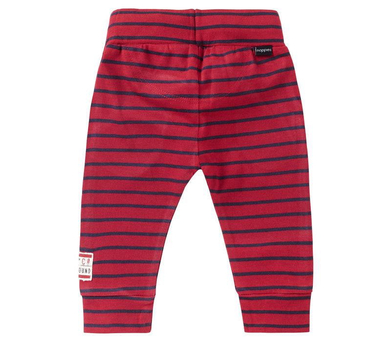 Noppies B Slim fit Pants Soweto Str Scarlet Sage