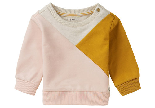 Noppies Noppies G Sweater LS Malvern Pale Dogwood