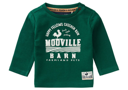 Noppies Noppies B T-Shirt LS Swellendam Farm Green