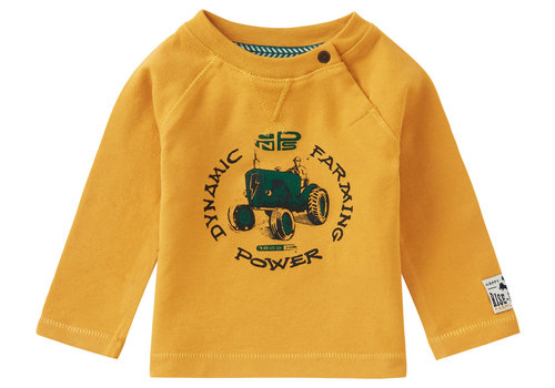 Noppies Noppies B T-Shirt LS Seymour Chinese Yellow