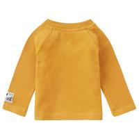 Noppies B T-Shirt LS Seymour Chinese Yellow