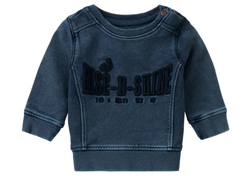 Noppies Noppies B Sweater LS Wolseley Dark Sapphire