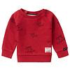 Noppies Noppies B Sweater LS Springs AOP Scarlet Sage