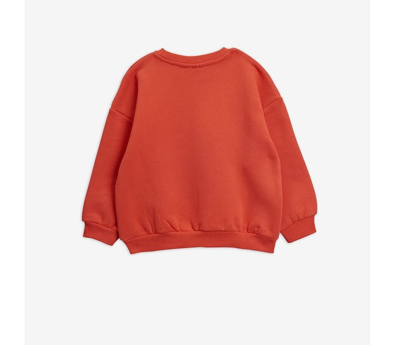 Mini Rodini FUR ELISE SP SWEATSHIRT
