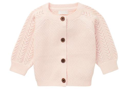 Noppies Noppies G Cardigan LS Macklin Primrose Pink