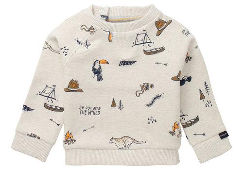 Noppies Noppies B Sweater Tilbrook RAS1202 Oatmeal