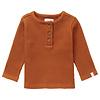Noppies Noppies U T-shirt LS Spilsby Roasted Pecan