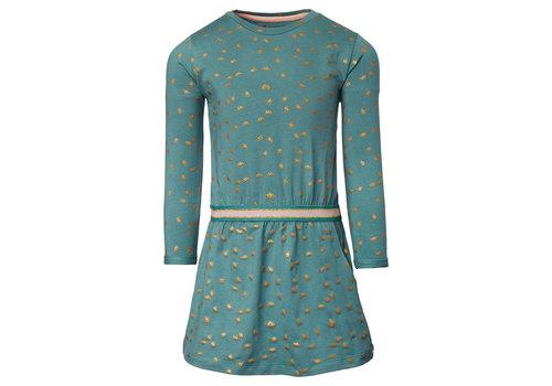 Noppies Noppies G Dress LS Lansbury Silver Pine