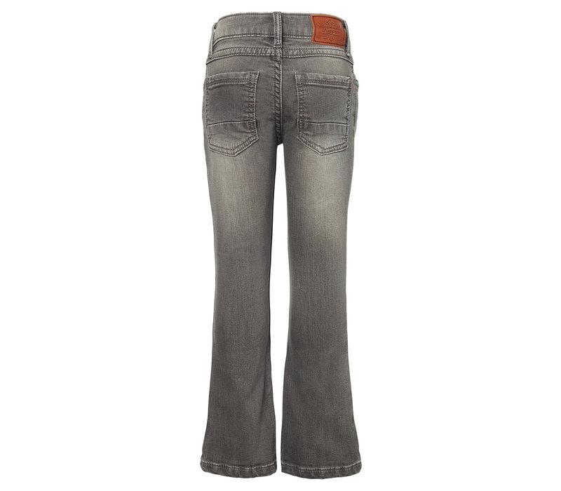 Noppies G Flared fit 5-pocket pants Lettastreet Ash Grey