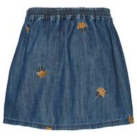 Noppies G Skirt Ladywood Medium Wash