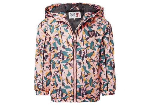 Noppies Noppies G Jacket Lakson Primrose Pink