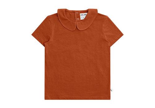 CarlijnQ CarlijnQ Basics - tshirt collar