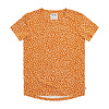 CarlijnQ CarlijnQ Golden Sparkles - short sleeve dropback