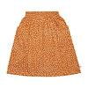 CarlijnQ CarlijnQ Golden Sparkles - skirt with pockets