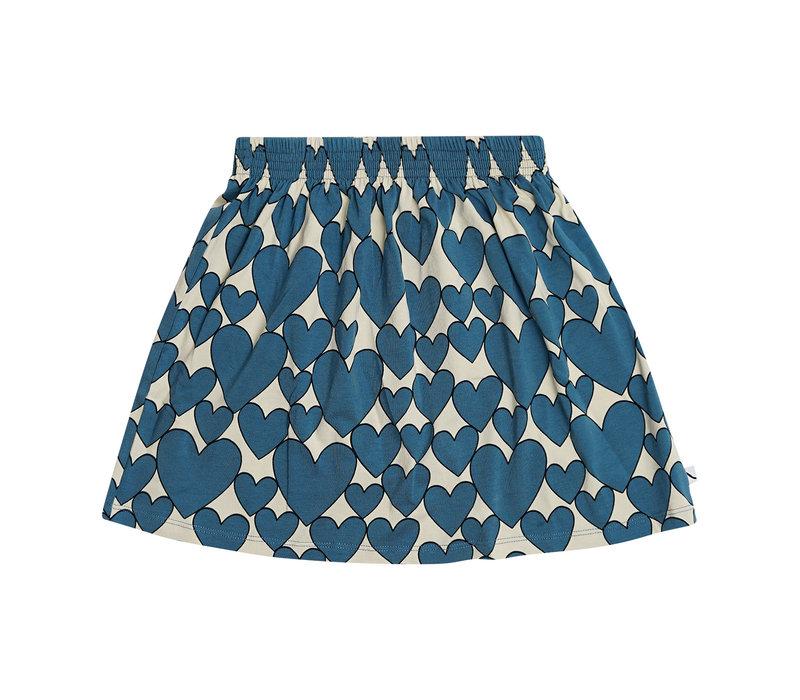 CarlijnQ Hearts - skirt