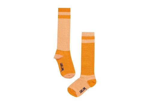 CarlijnQ CarlijnQ Knee socks - Contra