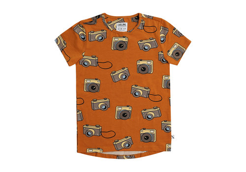 CarlijnQ CarlijnQ Photo Camera - short sleeve dropback