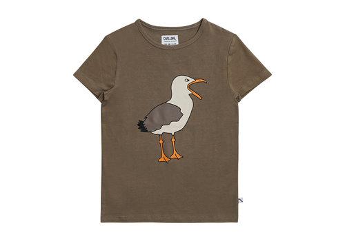 CarlijnQ CarlijnQ  Seagull - t-shirt with print