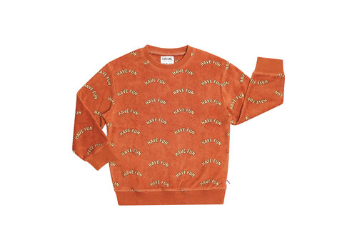 CarlijnQ CarlijnQ Have fun - sweater