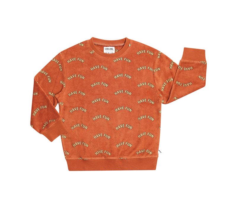 CarlijnQ Have fun - sweater