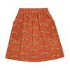 CarlijnQ CarlijnQ Have fun -  midi skirt with pockets