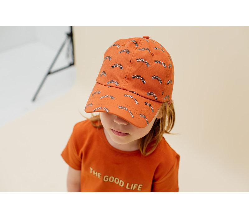 CarlijnQ Have fun - Cotton cap