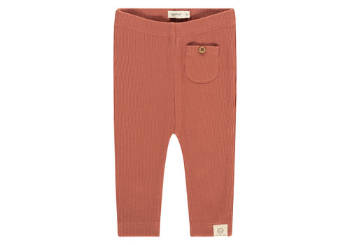 Babyface Babyface baby pants/indian red/P11/4 NWB21129230-002