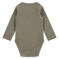 Babyface baby romper long sleeve/olive green/P11/4 NWB21129630-006