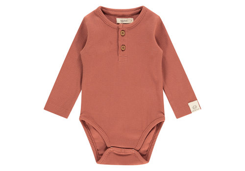 Babyface Babyface baby romper long sleeve/indian red/P11/4 NWB21129630-002