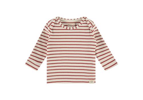 Babyface Babyface baby t-shirt long sleeve/indian red/P11/4 NWB21129631-006