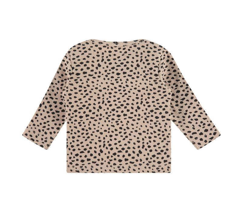 Babyface baby t-shirt long sleeve/seashell/P11/4 NWB21129632-002