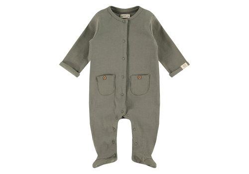 Babyface Babyface baby suit/olive green/P11/4 NWB21129730-006