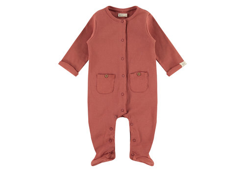 Babyface Babyface baby suit/indian red/P11/4 NWB21129730-002