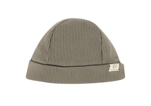 Babyface Babyface baby hat/olive green/P14/4 NWB21129930-004