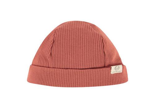 Babyface Babyface baby hat/indian red/P14/4 NWB21129930-001