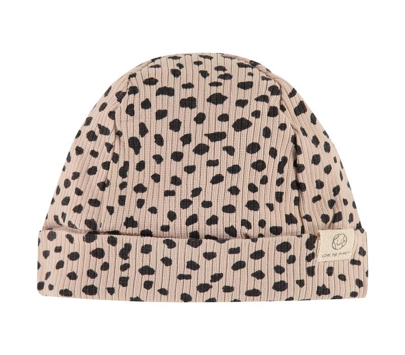 Babyface baby hat/seashell/P14/4 NWB21129932-001