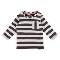 Babyface baby boys t-shirt long sleeve/antra/P21/4 NWB21227641-004