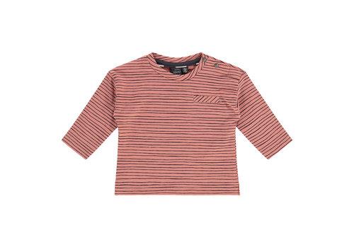 Babyface Babyface baby boys t-shirt long sleeve/dark salmon/P21/4 NWB21227643-004