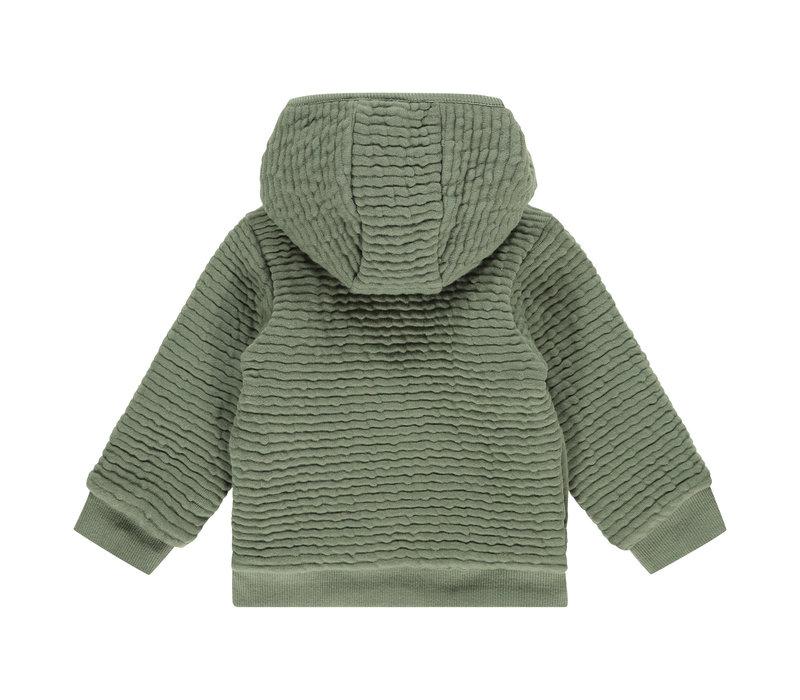 Babyface baby boys jacket/army/P21/4 NWB21127100-004