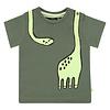 Babyface Babyface baby boys t-shirt short sleeve/army/P21/4 NWB21127615-004