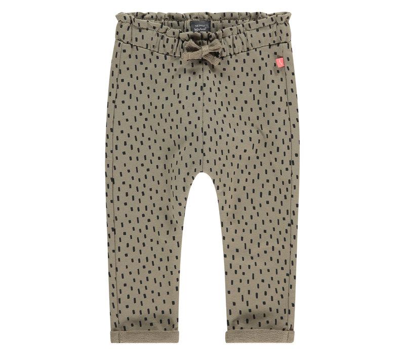 Babyface baby girls sweatpants/moss/P21/4 NWB21128202-004