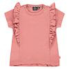 Babyface Babyface baby girls t-shirt short sleeve/rusty pink/P21/4 NWB21128610-004