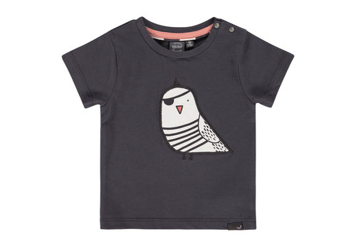 Babyface Babyface baby boys t-shirt short sleeve/antra/P21/4 NWB21227645-004