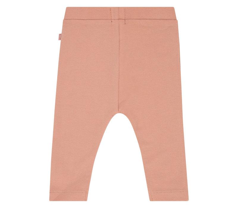 Babyface baby girls legging/rosewood/P21/4 NWB21228250-009
