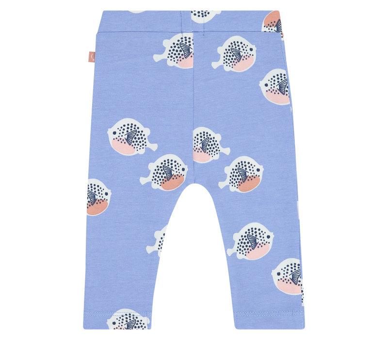 Babyface baby girls legging/lavender blue/P21/4 NWB21228252-004